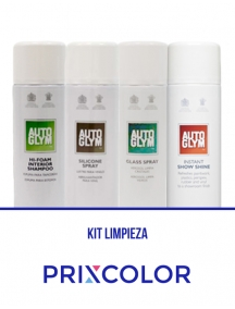 Kit Sprays de Limpieza y Reacondicionamiento